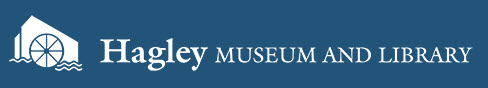 Logo of the Hagley Museum and Library