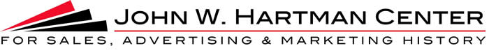 Logo for the John W. Hartman Center